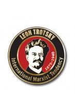 Trotsky IMT Badge
